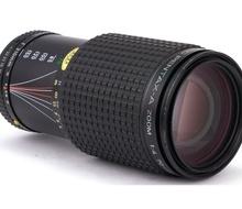 Обзор SMC Pentax-A Zoom 1:4 70-210mm