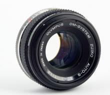 Olympus OM-System Zuiko Auto-S 50mm f/ 1.8