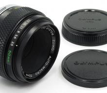 Olympus OM-System Zuiko 50mm 1:3.5 Auto-Macro
