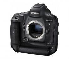 Canon 1D X Mark II. Новый флагман от Canon