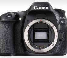 Анонс Canon 80D