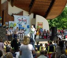 Международный день семьи в Марьинском парке