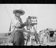 Фотографы во времена Великой депрессии в США