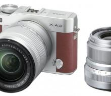 Fujifilm X-A3  и Fujinon XF 23mm f/2 R WR
