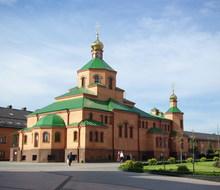 Голосеевская пустынь или Свято-Покровский Голосеевский монастырь. Фотопутешествие