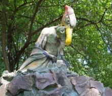 Киевский зоопарк. Фотопутешествие