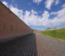 Киевская крепость или Косой Капонир. Фотопутешествие