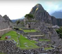 Дорога в Мачу-Пикчу — Перу
