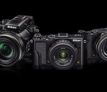 Nikon представила свою новую серии DL компактных фотокамер