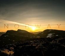 Норвегия — таймлапс диких пейзажей