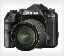 Первая полнокадровая зеркальная камера Pentax K-1