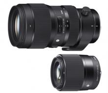 Sigma 50-100mm f/1.8 DC HSM Art и Sigma 30mm f/1.4 DC DN
