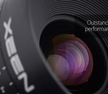 Samyang запускает видео-киношный объектив XEEN 20мм T1.9