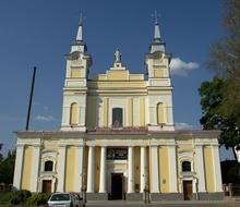 Собор Святой Софии в Житомире