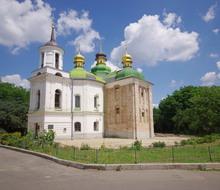 Церковь Спаса на Берестове. Фотопутешествие