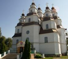 Троицкий Собор в Новомосковске. Фотопутешествие