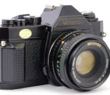 Пленочный фотоаппарат Miranda MS-1. Обзор и примеры фото.