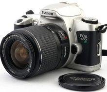 Пленочный фотоаппарат Canon EOS 500N. Обзор и примеры фото