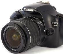 Фотоаппарат Canon EOS 1100D. Обзор и примеры фото