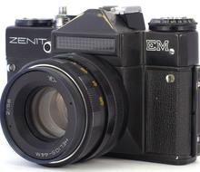 Фотоаппарат Зенит-EМ. Обзор и примеры фото