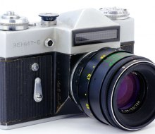 Фотоаппарат Зенит-E. Обзор и примеры фото