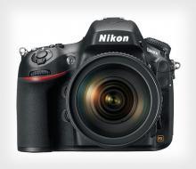 Nikon предупреждает о подделках камер D800E