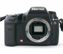 Обзор Pentax K10D