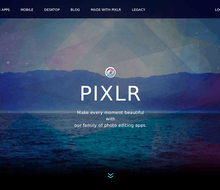 Обзор фотоприложения Autodesk PIXLR