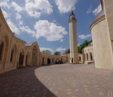 Мечеть – «Ар-Рахма»