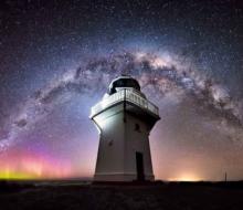 Фотографируя удивительное звездное небо Новой Зеландии