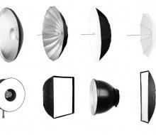 Типы студийного света