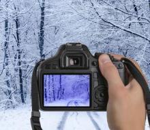 4 совета как снимать снег