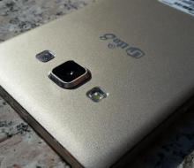 Samsung SM-A700L Galaxy A7 LTE