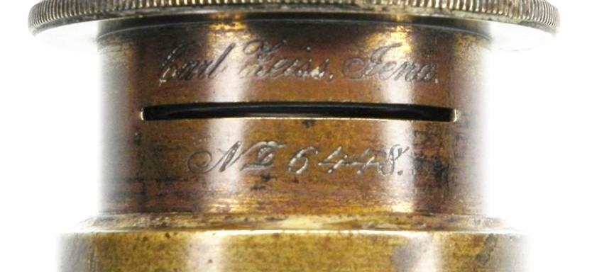 Серийные номера объективов Carl Zeiss. Годы производства, этапы развития