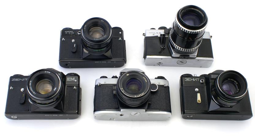 Как проверить пленочный фотоаппарат