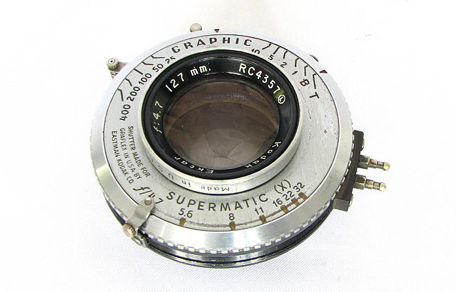 Серийные номера объективов Kodak