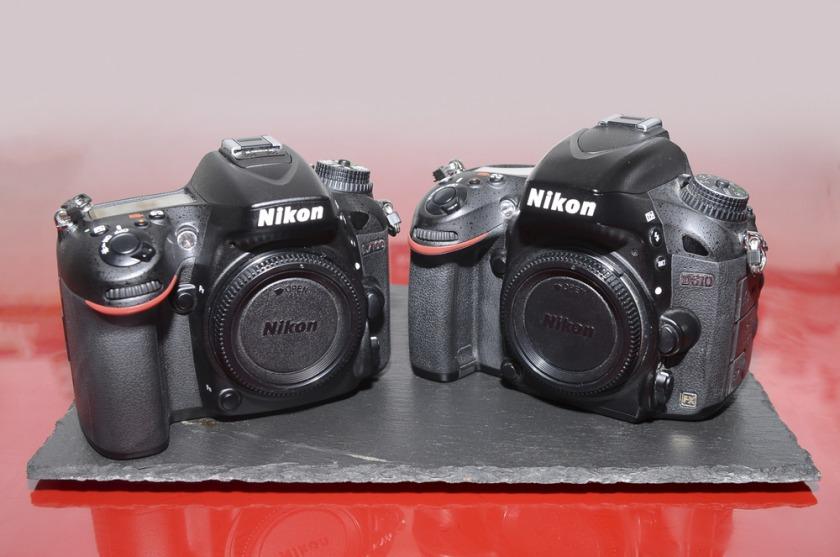 Стоит ли покупать полнокадровую камеру? Практический тест Nikon D610 и D7100.
