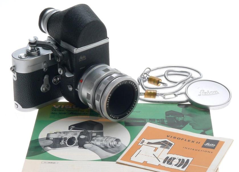 Система Visoflex для дальномерных фотоаппаратов Leica