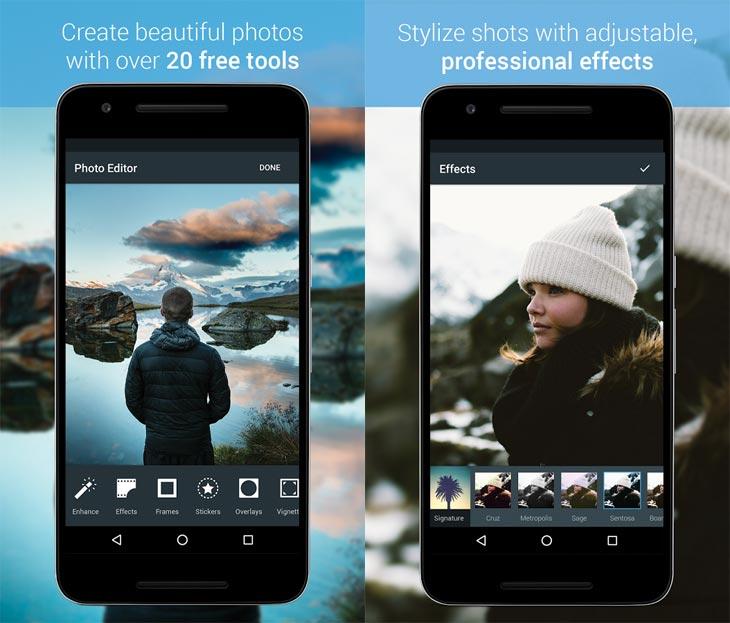 скачать программу для редактирования фотографий на андроид - фото 4